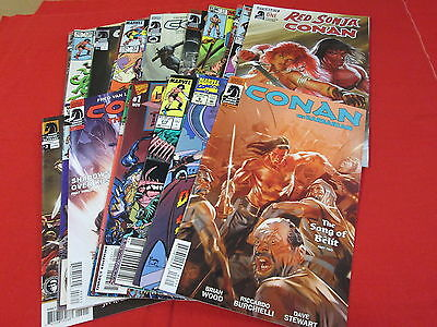 BACKSTOCK BLOW OUT - CONAN LOT OF 25 ALL DIFFERENT COMICS