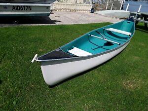 ROSCO 15.5 ft canoe