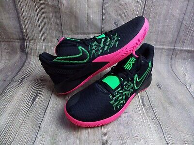 NIKE KYRIE FLYTRAP II MENS BASKETBALL TRAINERS SHOES 2019 BN BLACK HYPER  12UK