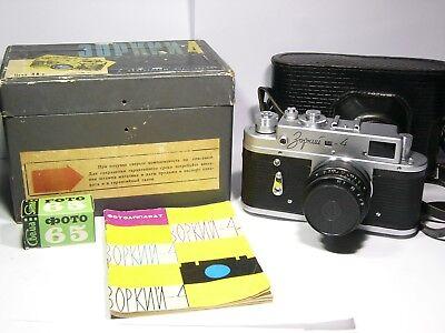 Дальномерные камеры Zorki-4 #69951192 in BOX