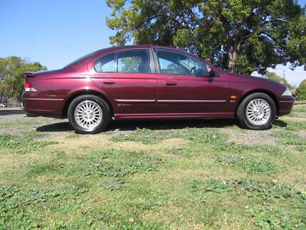 2001 Ford Falcon Sedan East Maitland Maitland Area Preview
