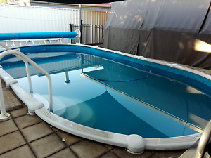 Swimming pool Gulfview Heights Salisbury Area Preview