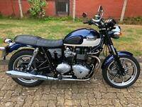 Triumph Bonneville by Fast Lane Motorcycles, Tonbridge, Kent