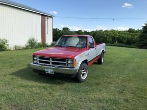 1988 Dodge Dakota
