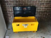 Site box/secure box/ tool chest Highett Bayside Area Preview