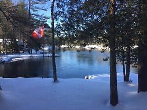 Cottage available to rent! Tranquility 1.5 hrs from GTA
