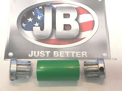 Jb Industries Vacuum Pump Flexible Coupler Heavy Duty Hytrel Material Pr-53-g