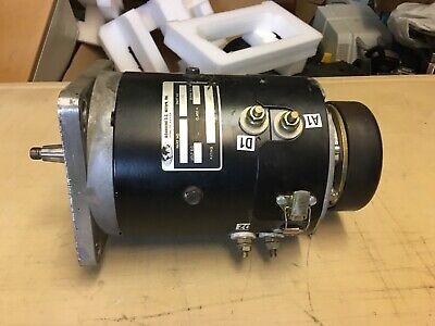 Electric Drive Advanced Dc Motor Pallet Fork Lift 118362 Aa4-4002 Crown Raymond