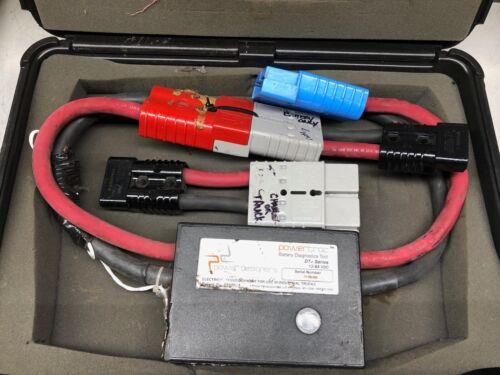 Powertrac Forklift Battery Diagnostics Tool DT+ Series 18 - 84 VDC