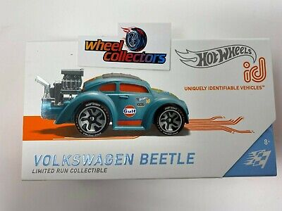 Volkswagen Beetle GULF * NEW 2020 Hot Wheels ID Car