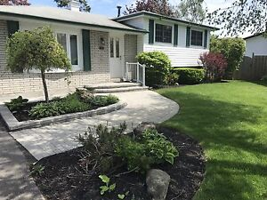 Beautiful 5 bedroom home for rent in Oshawa in a quiet area