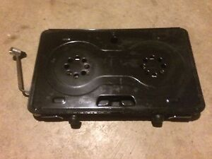 Portable propane grill $30 Only used once