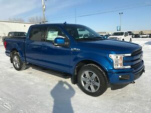 2018 Ford F-150 Lariat $292 Bi-Weekly | 4X4 | Lariat | Voice...