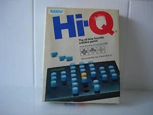 HI-Q SOLITARE GAME Murdoch Melville Area Preview