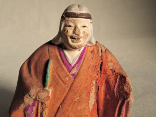 4.5 inch Japanese Clay Doll