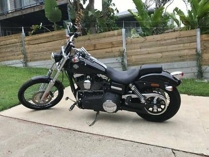 Harley davidson dyna wideglide motorcycles gumtree australia 2013 harley davidson dyna wide glide 1690 fxdwg my2013 fandeluxe Images