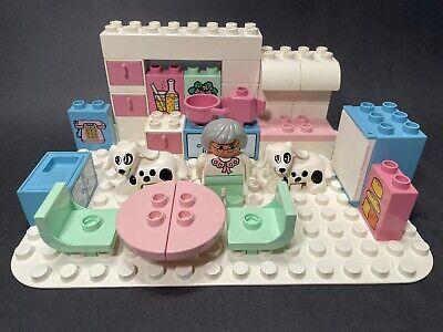 Vintage 1992 Lego Duplo Grandma's Kitchen 2551 - Not complete. Parts.