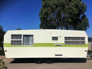 Family 6 Berth Franklin Trueline twin axle full caravan Sydenham Brimbank Area Preview