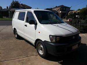 2003 Toyota Townace Van/Minivan Camper Westmeadows Hume Area Preview