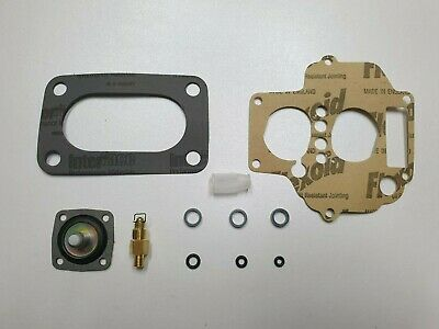 CARBURETOR SERVICE KIT WEBER 32 DMTR AUTOBIANCHI A112 70HP ABARTH FIAT 127...