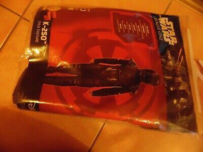 Star Wars Kostüm K-SSO Disney, Medium, 5-6 Jahre, (Kostüm Star Wars)