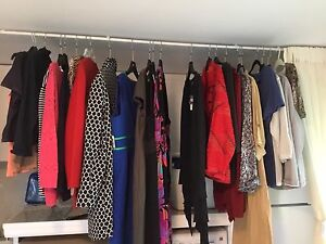 Moving sale - clothes