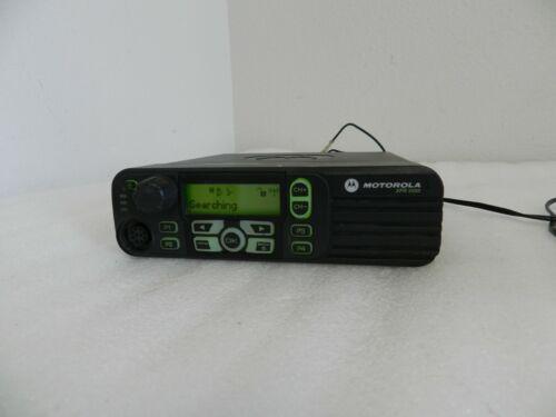Motorola XPR 4550 Two Way Radio AAM27QPH9LA1AN 403-470 MHz, 25-40 WATT UHF