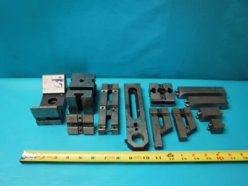 USED MACHINIST PRECISION BLOCKS