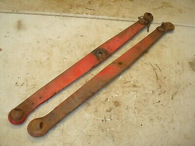 1955 Ferguson To-35 Gas Tractor 3pt Lower Lift Arms