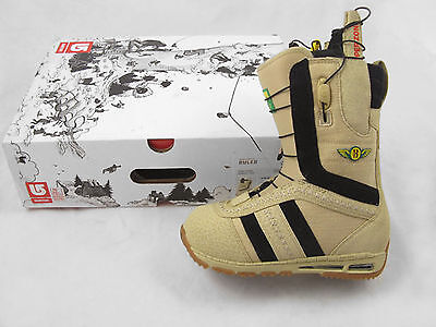 NEW Burton Ruler Snowboard Boots!  US 6, UK 5, Mondo 24, Eur