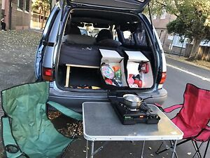 Very reliable Toyota camper van long rego Sydney City Inner Sydney Preview