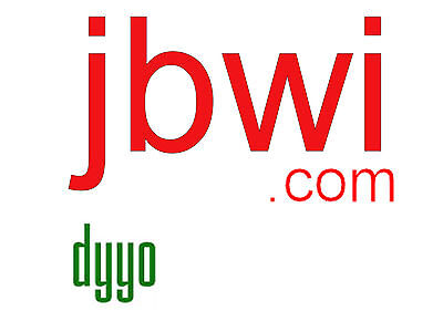 jbwi.COM LLLL com 4 letter domain GoDaddy since 2005
