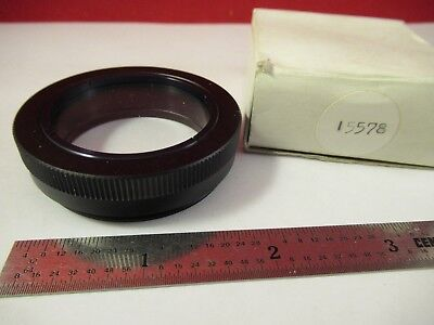 Stereo Objective 15578 Lens Lamp Optics Microscope Part Nikon Others Ft-1-53