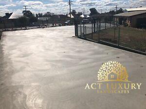 Concrete concrete concrete Harrison Gungahlin Area Preview