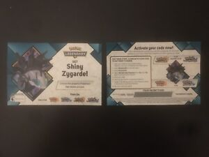 Pokemon Sun/Moon Codes Shiny Zygarde