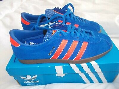 Adidas Dublin trainers from 2017 BNIBWT Size 7.5UK rare deadstock spzl koln sl80