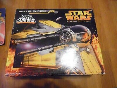 Star Wars Revenge of the Sith Anakin's Jedi Starfighter