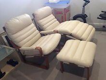 Tessa Lounge Chairs & Ottoman Sylvania Sutherland Area Preview