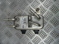 NISSENS Oil Cooler automatic transmission 90787