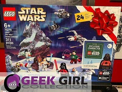 2020 Lego Star Wars Advent Calendar 75279 Christmas Countdown New Ships Today