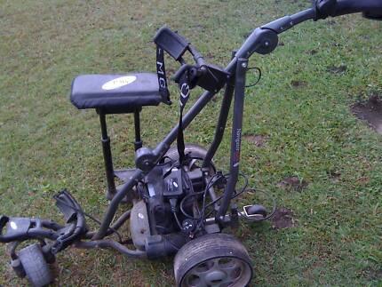 MGI GPS REMOTE MOTORISED GOLF BUGGY