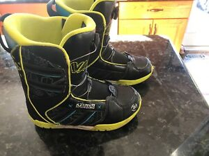 Snow Board Boots size6 mens
