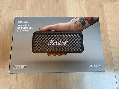 Marshall | Emberton Lautsprecher Bluetooth Box | portable ✅ NEU...