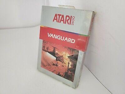 Nuevo Precintado Con / Dañado Caja Vanguard Juego para Pal Atari 2600...