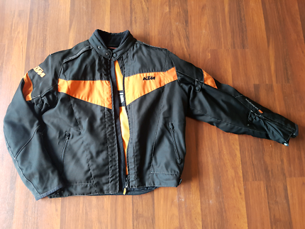 KTM motorcycle jacket
