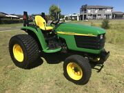 John Deere 4610 Tractor Voyager Point Liverpool Area Preview