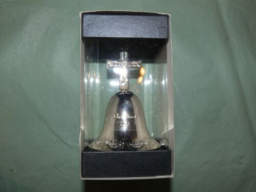 Wallace GRANDE BAROQUE SILVERPLATE BELL 2013 Bell in box