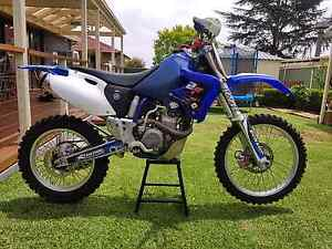 Immaculate Wr400f Campbelltown Campbelltown Area Preview