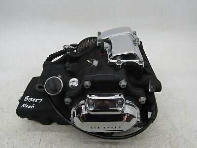 2012 Harley Davidson Ultra Limited Touring Transmission 6 Speed Trans 33166-10A