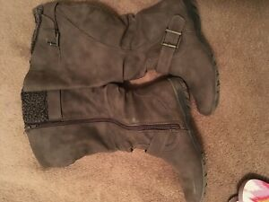 Women's size 6 boots &booties